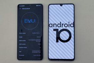 keunggulan android 10