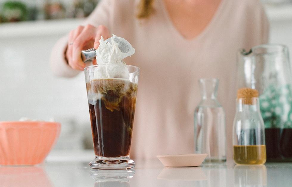 resep minuman kopi kekinian