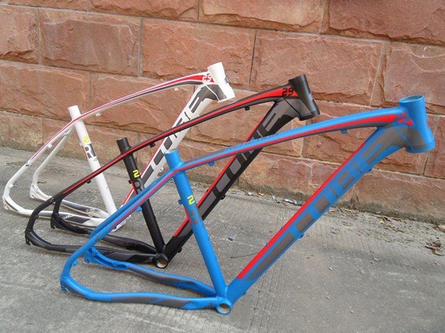 jenis frame sepeda