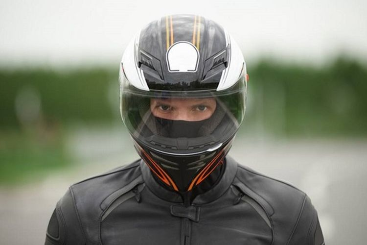 jenis helm motor
