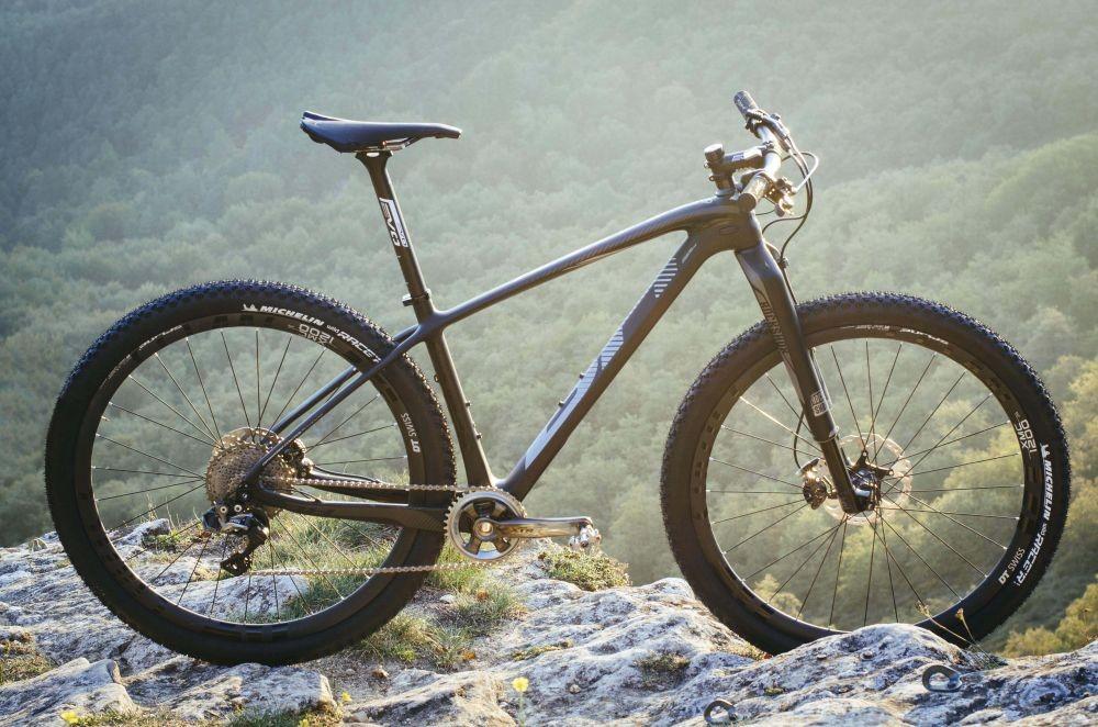 jenis sepeda gunung