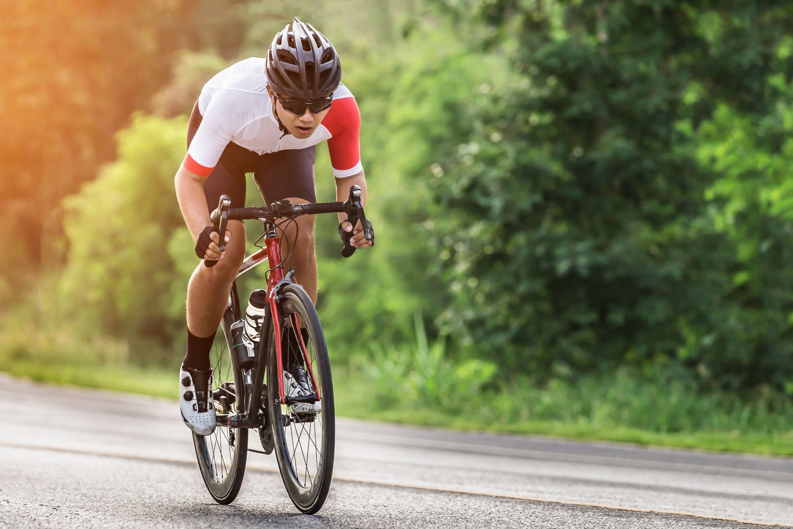 manfaat bersepeda bagi pria