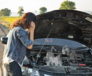 cara mengatasi mobil overheat